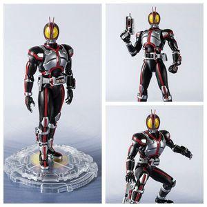 Image 1 - SHF Masked Rider Faiz 20 Kamen Rider Kicks Ver. BJD Action Figure Model Toys