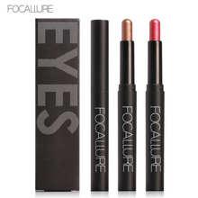 Focallure profissional sombra de olho único fosco fácil de usar pigmento vara mulheres beleza maquiagem sombra lápis cosmético tslm1