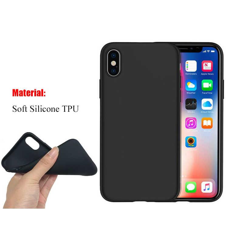 パーソナライズされたカスタム名のため iphone XS 最大 XR × 8 7 6 4s サムスン J6 A6 S9 注 9 huawei 社 P20 シャオ mi mi A1 A2 Lite 5 × 8 F1