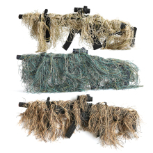 Hunting Ghillie Suit Gun Rope Cover Paintball Airsoft Rifle Wrap Cover Camouflage Hunting Accessories Rifle Blind Camouflage