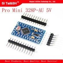 1 pçs/lote ATMEGA328P Pro Mini 328 Mini ATMEGA328 3.3 V/8 MHZ 5 V/16 MHz para Arduino