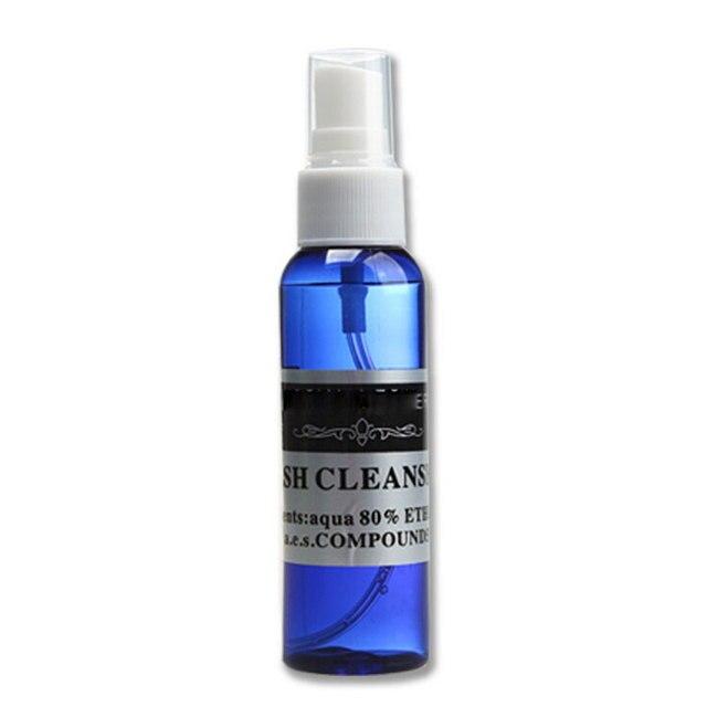 Professional Eyelash Cleaner Primer False Eyelash Extension Clean Liquid Eye Lashes Planting Eyelash Grafting Cleanser 3
