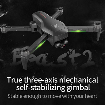 2021 SG906 Drone Pro 2 1.2KM FPV 3-axis Gimbal 4K Camera RC Drone Kid Toy GIft Wifi GPS RC Drone Foldable Quadcopter RC Dron 2