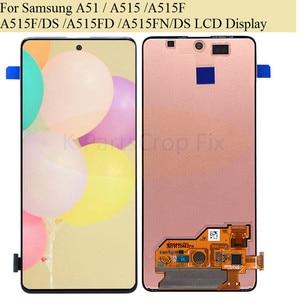 Image 2 - Per Samsung Galaxy A51 display lcd con Assemblea Sensore Per Samsung A51 Display A515 display lcd A515F A515F/DS, a515FD A515FN/DS