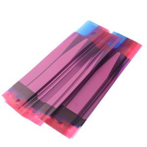 Image 2 - 500 pcs 아이폰 x 8 76 6s 플러스 5 5s 5c 더블 테이프 당겨 여행 접착제 교체 부품에 대 한 원래 배터리 접착 스티커 스트립