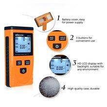 GM3120 ЖК-детектор электромагнитного излучения тестер Измеритель излучения дозиметр счетчик измерения для компьютера мобильный телефон