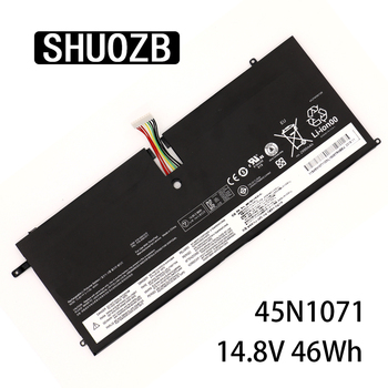 Laptop Battery 45N1071 45N1070 For Lenovo ThinkPad X1 Carbon Series 3444 3448 3460 Series 4ICP4/56/128 14.8V 46Wh SHUOZB image