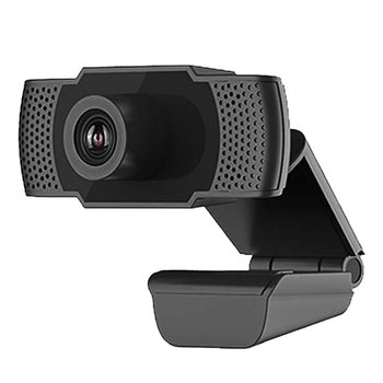 Web Cam Full HD Webcam 1080P Autofocus Usb Web Camera with Mic For Video MAC Pc Computer Broadcast Live Calling Conference image