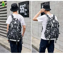 Anime Naruto School Bags for Teenage Girl Boy women Backpack Luminous Laptop Backpack Large Capacity backpack Travel rucksack