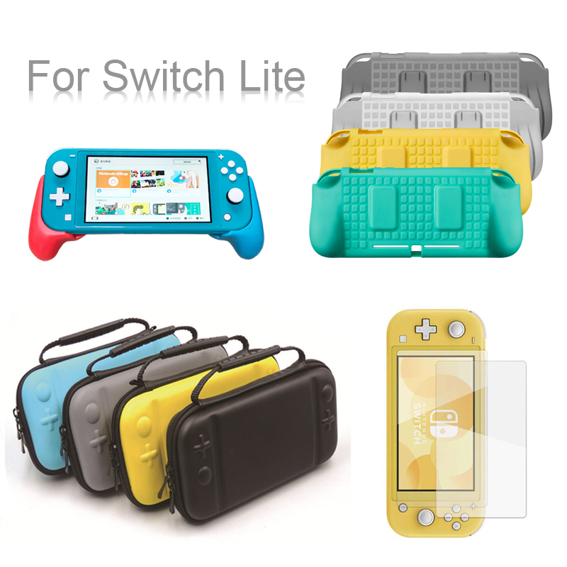 TPU Case For Nintend Switch Lite Case Funda For Switch Lite Cover Coque For Nintendos NS Lite Protector Shell Accessories