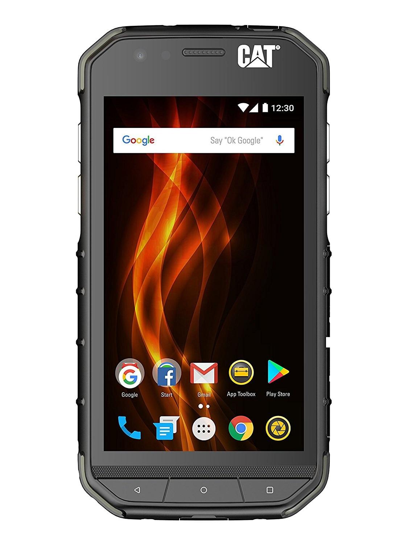 Mobile Tags Caterpillar Cat S31, Band 4G/LTE/WiFi, Dual SIM, GB 16 De Memoria Interna, 2gb Ram, Screen 4.7