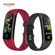 New IP68 Swim Smart Watch Heart Rate/Blood Pressure Monitor Oxygen monitoring Smartwatch Band For IOS  Android PK S3/Fenix 5