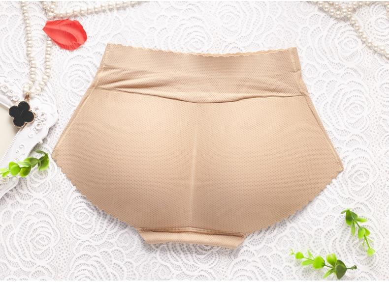 CXZD Women Butt Lifter Lingerie Fake Ass Brief Hip Up Padded Seamless Butt Hip Enhancer Shaper Panties Shapers (13)
