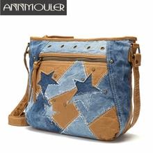 Fashion Women Bags Luxury Handbag Designer Jeans Shoulder