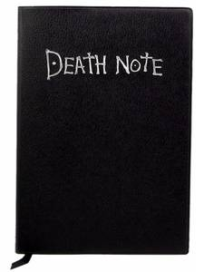 Notebook Diary Dead-Note Note-Plan Death Playing Writing Journal Anime Role Cartoon Fashion