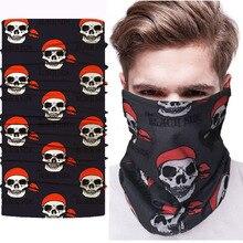 Máscara facial de pescoço mágico em 3d, capa protetora para ciclismo, caminhadas, tática, paintball, bandana, lenço para homens e mulheres