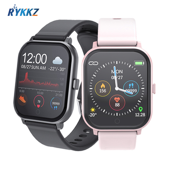 GT5 Smart Watch Waterproof Fitness Sport Heart Rate Tracker Call/Message Reminder Bluetooth Smartwatch For Android iOS