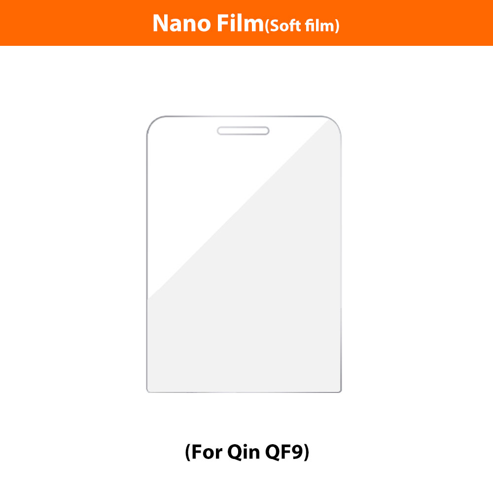 Glass Film Silicone Case For Xiaomi Qin 1S+ VoLTE 4G Network Wifi 4G+512MB 2.8 Inch 1480mAH Bluetooth 4.2 Infrared Remote