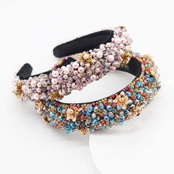 Full Crystal Luxurious Limited Edition Hairbands  2