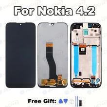 Voor Nokia 4.2 Lcd Ta 1184 Ta 1133 Ta 1149 Ta 1150 Ta 1157 display Touch Screen Digitizer Vergadering Vervanging 100% Test