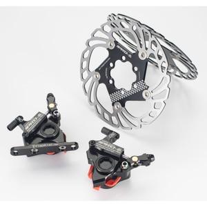 Image 2 - SENSAH SRX PRO 1*11 מהירות חצץ אופני שטוח הר דיסק בלם שיפטר מנוף & אחורי הילוכים Groupset עבור כביש Cyclocross