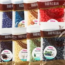 100g/bag honey Pellets Armpit Arm Legs Women Bikini Hair Removal Tool rose Flavors Depilatory dots Wax Beans Hot Film Hard