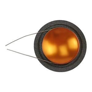 Image 5 - Ghxamp 25,9mm 4ohm Hochtöner schwingspule Seide + Titan Membran Höhen Reparatur Teile Gleichen Seite Runde Kupfer Draht 1 pairs