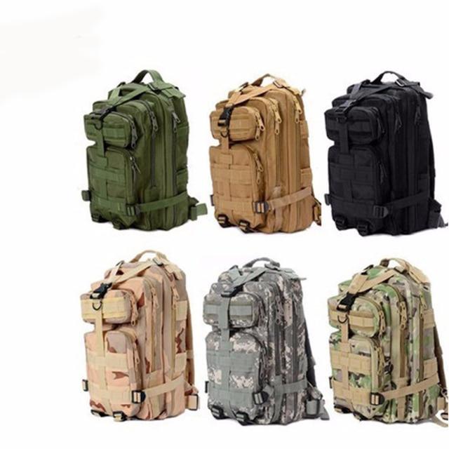 Outdoor Military Rucksacks 1000D Nylon 30L Waterproof Tactical backpack Sports Camping Hiking Trekking Fishing Hunting Bags 3