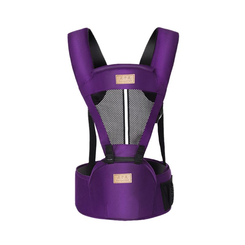 Baby Carrier Seat Removable Hip Strap Support Waist Stool Multifunctional Carriers Activity Accessories 19QF