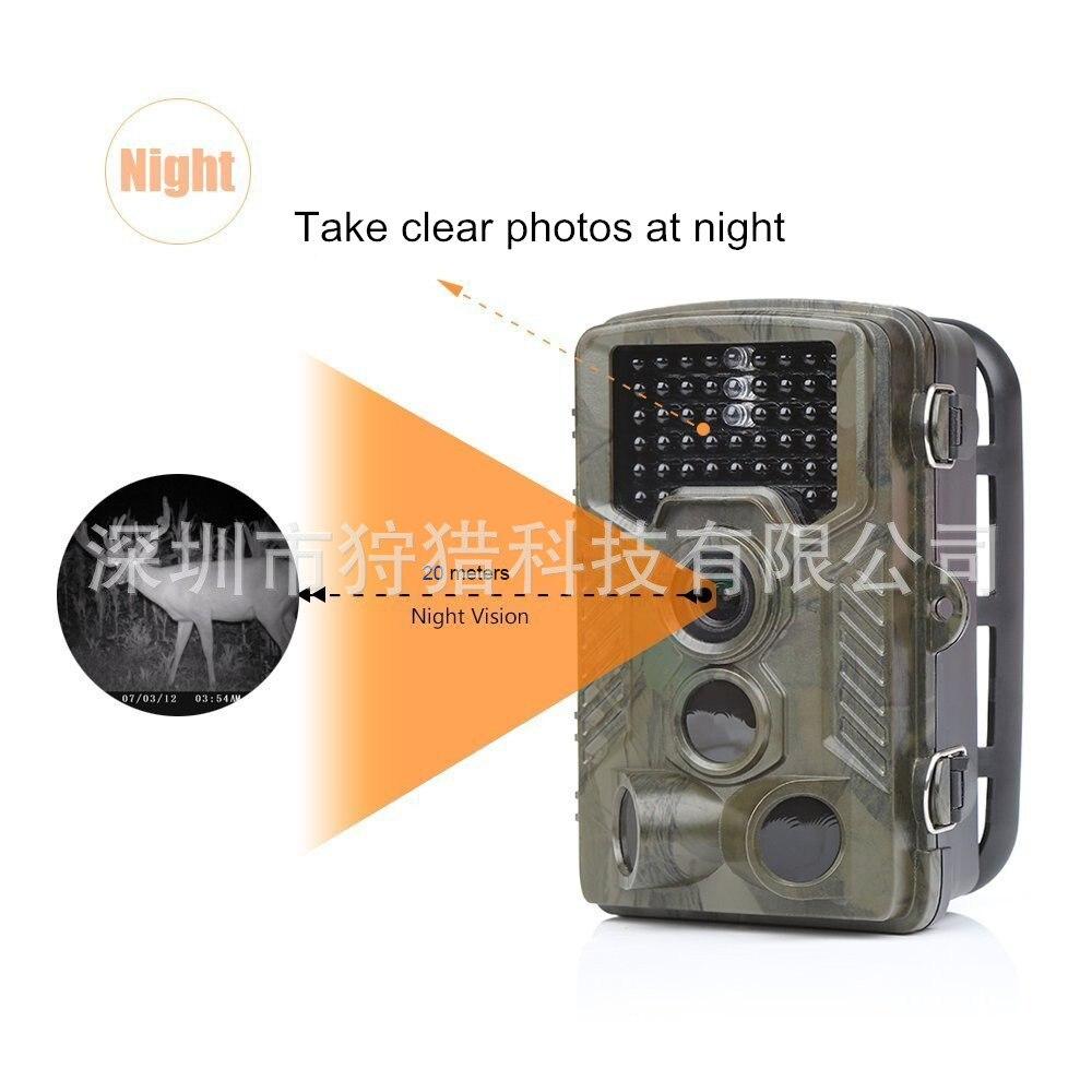 Hc-800a Novatek Programme 16 Million 1080P High-definition Hunting Camera Outdoor Camera, Hunting Camera