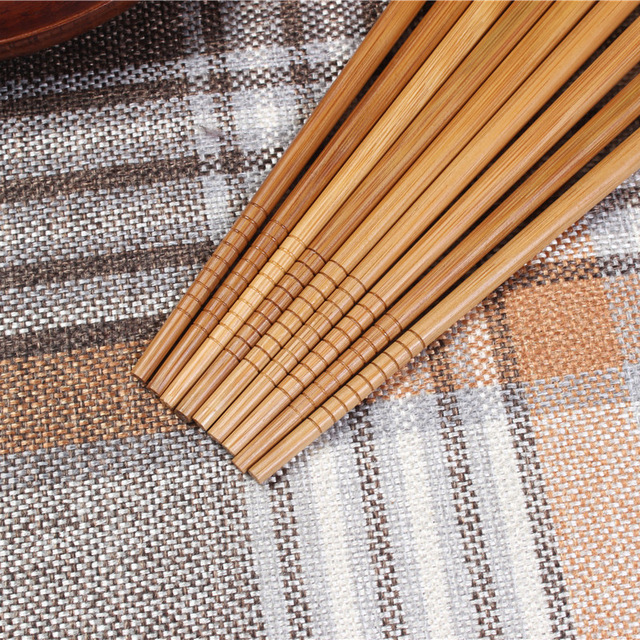 Купить 20 пар ручных палочек для еды из натурального бамбука здоровые картинки цена