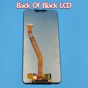 Image 4 - Original para huawei honor play COR L29 display lcd digitador da tela de toque assembléia para huawei honor play lcd substituição da tela