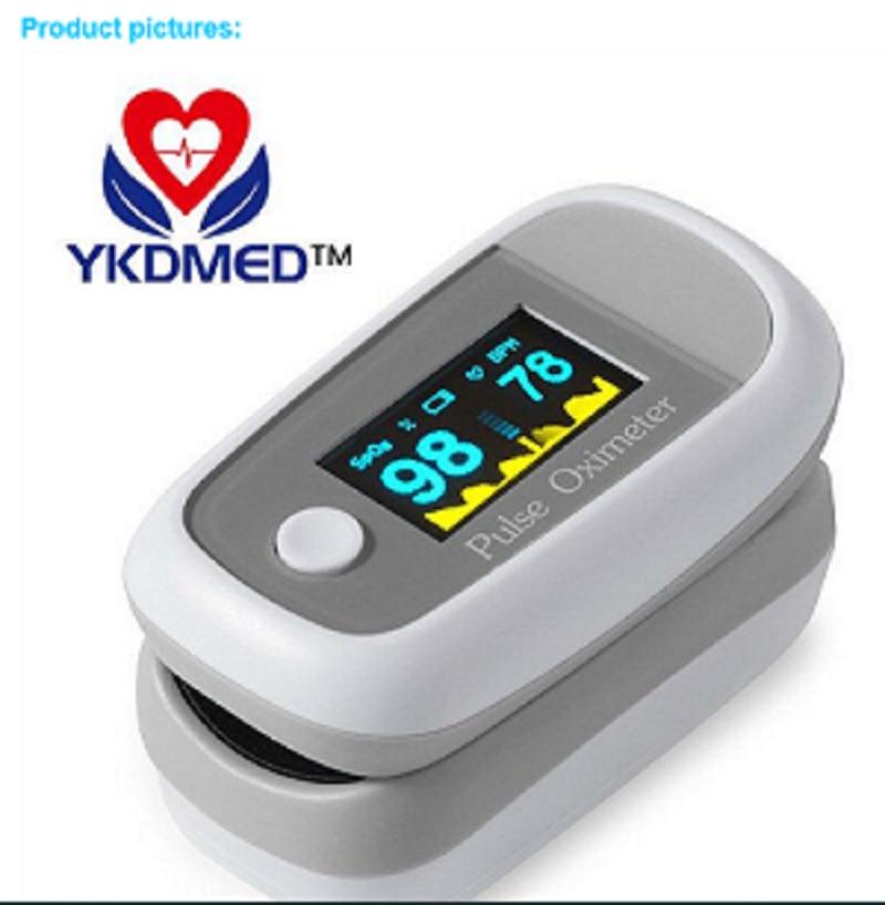 Adult Fingertip Pulse Oximeter X004B Handheld Spo2 Oximeter New Design
