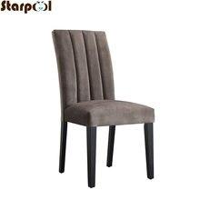 Современный стул стулья бархатное кресло простой из кованого