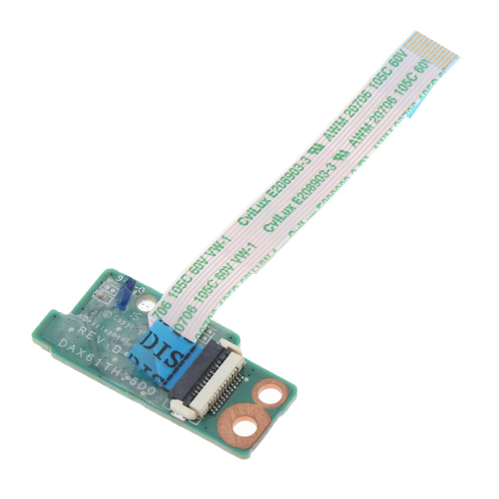 GinTai Laptop Power Button Board Replacement for HP Pavilion 13.3 x360 DA0Y62PB6B0