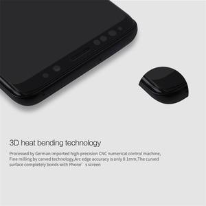 Image 2 - サムスンギャラクシー Samsung Galaxy S10 S10e S10+ S9 S8+ S9+ Plus プラス強化ガラス Nillkin 3D CP + 最大防爆フルスクリーンプロテクター三星 S9