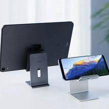 Nieuwe Hagibis Mobiele Telefoon Houder Stand Tablet Smartphone Bureau Legering Stand Voor Iphone Ipad Pro Samsung Mobiele Telefoon Portab