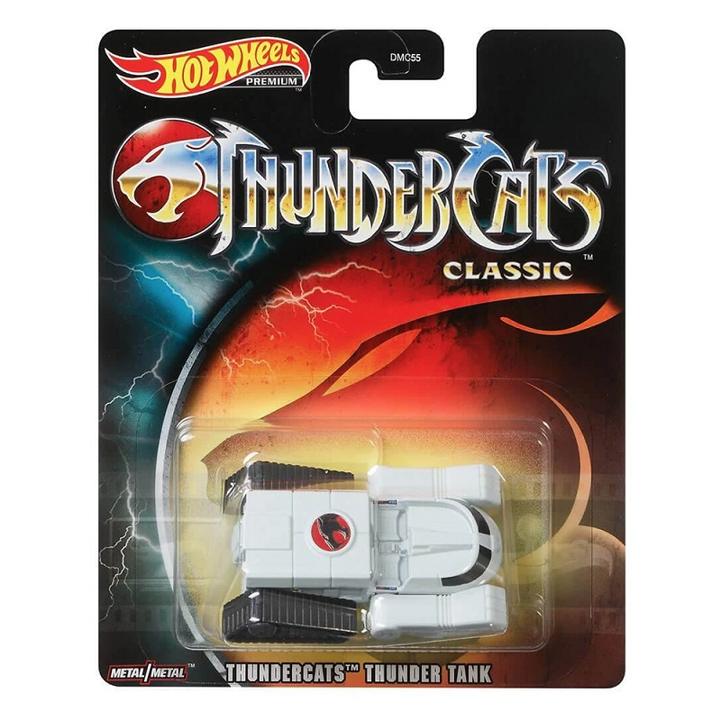 2020 THUNDERCATS HOT Wheel Classic Animation Film Version Collection Car Alloy Ghost Knight Dodge Horse Thunderbolt Ranger
