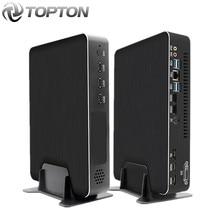 2019 juego de Mini PC de escritorio nivel i9-9900 i7-9700F i5-9400F GTX1050TI 4G GPU Win10 Micro computadora NVMe 2 * HDMI2.0 DVI DP AC WiFi
