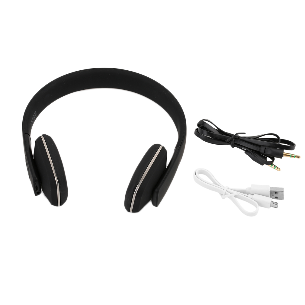 Professional Wireless Head Wear Headset Intelligent Voice Portable Noise Cancelling Earphones For Smart Phones
