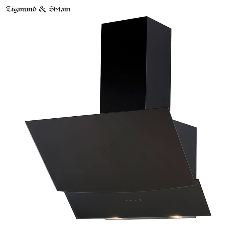 Fireplace Hood Zigmund&Shtain K 221.61 B Home Appliances Major Appliances Range Hoods For Kitchen