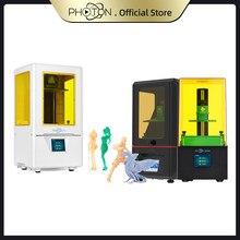 Anycubic-impresora 3D Photon-S Photon-Zero, resina UV de 405nm, SLA