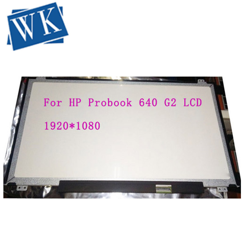 840698-001 PN Replacement FHD 1920X1080 For HP Probook 640 G2 Screen LCD LED Display Panel Monitor