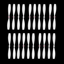цена на 10 Pairs CW CCW Propellers Mini Props Blades Spare Parts Accessories for Xiaomi Mitu RC FPV Drone Quadcopter Aircraft UVA