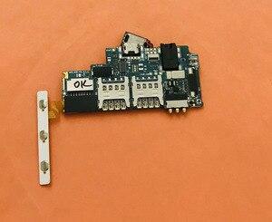 Image 1 - Б/у оригинальная материнская плата 2 Гб ОЗУ + 16 Гб ПЗУ, материнская плата для Geotel G1 MTK6580A Quad Core, бесплатная доставка