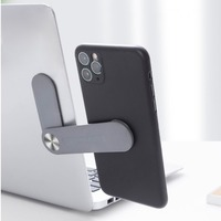 Soporte de pantalla para ordenador portátil, Clip de pantalla de doble Monitor, ajustable, para teléfono, se puede rotar, conectar tableta