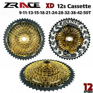 Image 5 - Zrace X Ltwoo AT12 12 Speed Crankstel + Shifter + Achterderailleur 12 S + Alpha Cassette 52T/kettingbladen + Kettingen, 1X12S Groupset
