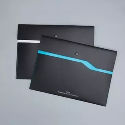 Xiaomi Fizz color dwuwarstwowa torba na dokumenty 6 szt. Dwuwarstwowa kieszeń na dokumenty 2