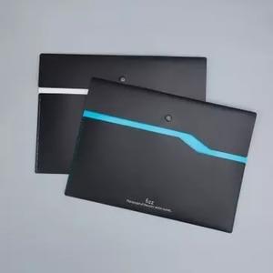 Image 2 - Xiaomi Fizz color dwuwarstwowa torba na dokumenty 6 szt. Dwuwarstwowa kieszeń na dokumenty