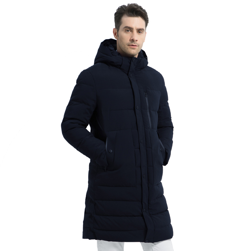 ICEbear 2019 New Winter Jacket Windproof Male Cotton Fashion Men's Parkas Casual Man Coats High Quality Men Coat MWD18826I icebear 2018 new autumn women cotton padded high quality thermal short paragraph slim women s jacket fall woman jacket gwc18126d